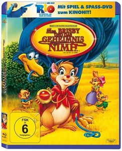 Mrs. Brisby & das Geheimnis von Nimh, Blu-ray DVD Video, deutsch (Article no. 90407267) - Picture #1