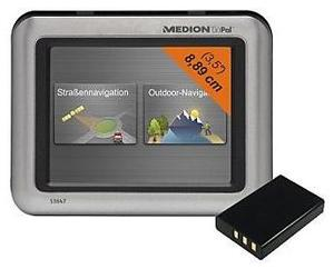 MEDION GoPal S3647 8.9cm Touchscreen, Fahrspurassistent, (Article no. 90407487) - Picture #1