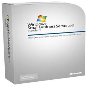 Microsoft Windows Small Business Server 2011 Standard DE/1-4CPU/64bit/+5Cal´s (Article no. 90407530) - Picture #2