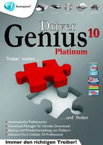 Driver Genius 10 Platinum (Article no. 90407543) - Picture #1