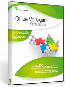 Office Vorlagen Professional (Article no. 90407698) - Picture #1