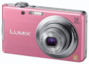 Panasonic Lumix DMC-FS16EG-P pink (item no. 90408015) - Picture #5