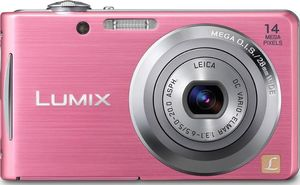 Panasonic Lumix DMC-FS16EG-P pink (item no. 90408015) - Picture #2