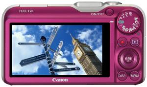 Canon PowerShot SX230 HS pink (Article no. 90408203) - Picture #2