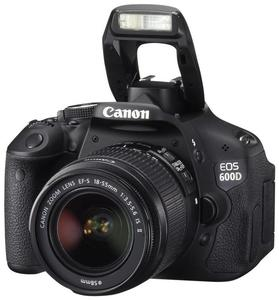 Canon EOS 600D Kit + EF-S 18-55mm IS II (Art.-Nr. 90408365) - Bild #4