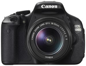 Canon EOS 600D Kit + EF-S 18-55mm IS II (Art.-Nr. 90408365) - Bild #1
