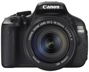 Canon EOS 600D Kit + EF-S 18-135mm (Article no. 90408368) - Picture #1