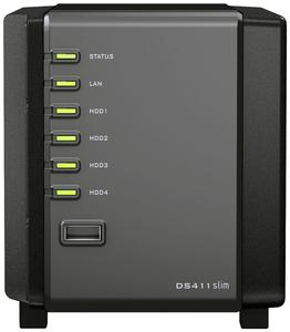 Synology DiskStation DS411slim inkl. Gratis Audio Dock (Article no. 90408379) - Picture #2