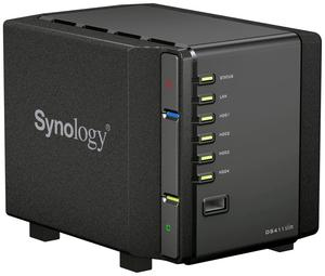 Synology DiskStation DS411slim inkl. Gratis Audio Dock (Article no. 90408379) - Picture #1