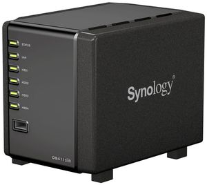 Synology DiskStation DS411slim inkl. Gratis Audio Dock (Article no. 90408379) - Picture #3