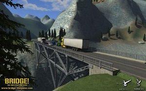 Bridge! - Brückenbausimulator Deutsche Version (Article no. 90408915) - Picture #3
