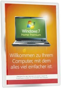 Microsoft Windows 7 Home Premium 64bit SP1 DE OEM (Art.-Nr. 90409407) - Bild #2