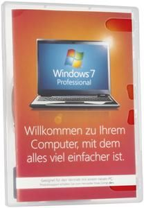 Microsoft Windows 7 Professional 64bit ;, (Article no. 90409409) - Picture #1
