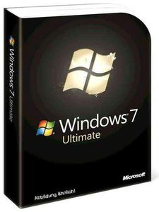 Microsoft Windows 7 Ultimate 64bit , (Article no. 90409411) - Picture #1
