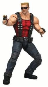 Action Figur Duke Nukem 18cm Duke Nukem Forever (Article no. 90409534) - Picture #1