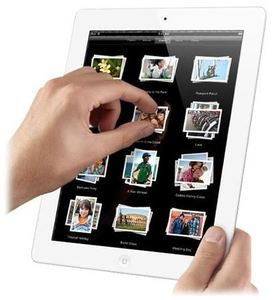 Apple iPad 2 Wi-Fi 16GB iOS weiß (item no. 90409642) - Picture #4