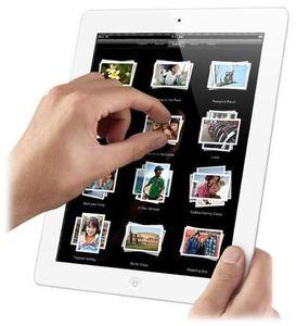 Apple iPad 2 Wi-Fi 16GB iOS weiß (Art.-Nr. 90409642) - Bild #4