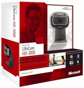 Microsoft LifeCam HD-3000 (Article no. 90409874) - Picture #4