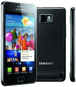 Samsung Galaxy S2 i9100 16GB Android schwarz (Art.-Nr. 90409877) - Bild #4