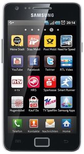 Samsung Galaxy S2 i9100 16GB Android schwarz (Art.-Nr. 90409877) - Bild #5
