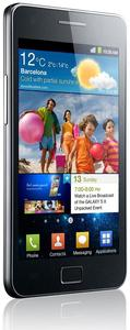Samsung Galaxy S2 i9100 16GB Android schwarz (Art.-Nr. 90409877) - Bild #2