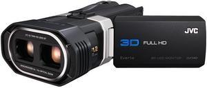 JVC GS-TD 1 BEU 3D Camcorder 3.32 Megapixel, 5x optischer Zoom (3D), (Article no. 90409878) - Picture #1