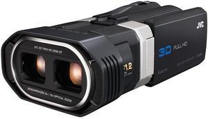 JVC GS-TD 1 BEU 3D Camcorder 3.32 Megapixel, 5x optischer Zoom (3D), (Article no. 90409878) - Picture #2