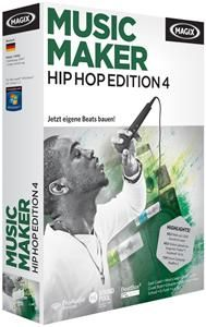 MAGIX Music Maker Hip Hop Edition 4 (Article no. 90410129) - Picture #1