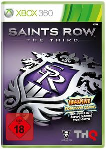 Saints Row: The Third XBox 360, Deutsche Version (Art.-Nr. 90410176) - Bild #1