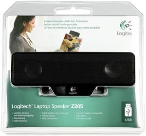 Logitech Z205 2.0 USB Laptop Boxen, Clipsystem zur (Article no. 90410459) - Picture #2