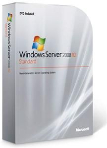 Microsoft Windows Server 2008 Standard R2 DE SP1 64Bit DVD 1 Server (1-4 CPU) +5Cal OEM (Article no. 90410601) - Picture #1