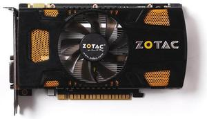Zotac GeForce GTX550 Ti AMP!-Edition (item no. 90410751) - Picture #1