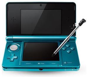 Nintendo 3DS aqua-blau (Article no. 90410983) - Picture #1