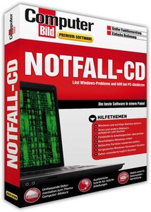 Notfall-CD (Computer Bild) (Article no. 90411029) - Picture #1