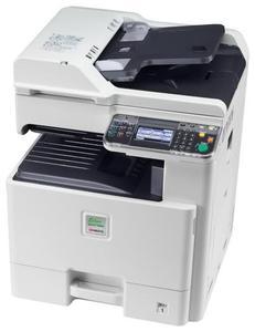 Kyocera FS-C8025MFP A4/A3 Printer/Scanner/Kopierer, USB2.0, LAN, (Article no. 90411196) - Picture #1