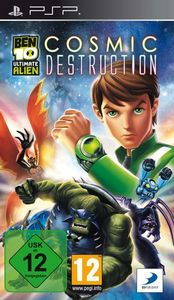 Ben 10 Ultimate Alien: Cosmic (item no. 90411212) - Picture #1