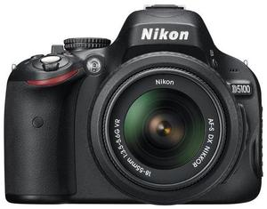 Nikon D5100 Kit 18-55VR/55-200VR (Article no. 90412201) - Picture #1