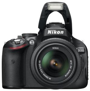 Nikon D5100 Kit 18-55VR/55-200VR (Article no. 90412201) - Picture #2