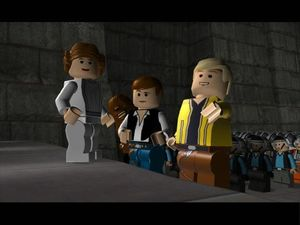 LEGO Star Wars: Die Komplette Saga (item no. 90412320) - Picture #4