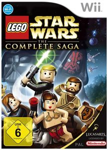 LEGO Star Wars: Die Komplette Saga , (Article no. 90412320) - Picture #1