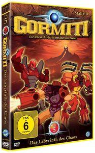 Gormiti - Staffel 1.5 (Art.-Nr. 90412381) - Bild #1