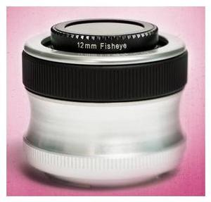 Lensbaby Scout + Fisheye Optik Olympus (item no. 90412610) - Picture #2