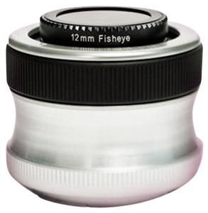 Lensbaby Scout + Fisheye Optik Olympus (Article no. 90412610) - Picture #1