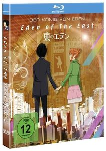 Eden of the East - Der König von (Article no. 90412753) - Picture #1