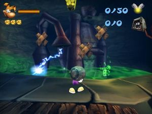 Rayman 3D (Article no. 90412875) - Picture #2