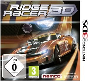 Ridge Racer 3D Nintendo 3DS, Deutsche Version (Article no. 90412876) - Picture #1
