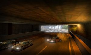 Ridge Racer 3D Nintendo 3DS, Deutsche Version (Article no. 90412876) - Picture #3