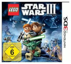 Lego Star Wars III: The Clone Wars Nintendo 3DS (Article no. 90412879) - Picture #2