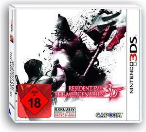 Resident Evil Mercenaries 3D (Article no. 90413583) - Picture #1