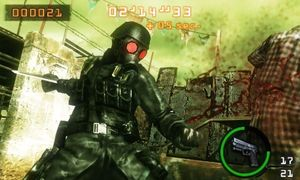 Resident Evil Mercenaries 3D (Article no. 90413583) - Picture #5